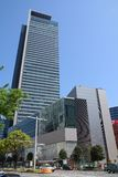 名古屋摩天大楼 免版税图库摄影