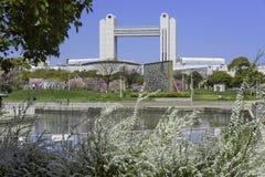 名古屋的国会 免版税库存照片
