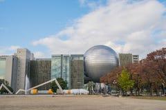 名古屋,日本- 2016年11月24日:名古屋市科学Museu 库存图片