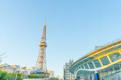 名古屋,日本- 2月07 :绿洲21在名古屋, 201的2月07日,日本 库存照片