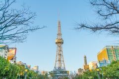 名古屋,日本- 2月07 :绿洲21在名古屋, 201的2月07日,日本 库存图片