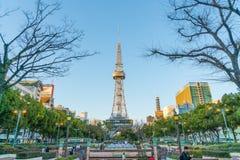 名古屋,日本- 2月07 :绿洲21在名古屋, 201的2月07日,日本 免版税库存照片