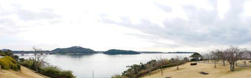 滨名湖 图库摄影