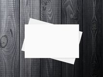 名片法人例证徽标样式向量 免版税图库摄影