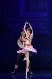 """从后面芭蕾""""One一千和一Nights†观看的图 库存图片"""