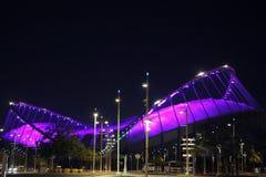 向往区域卡塔尔 免版税库存图片