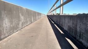 向自由的桥梁道路 免版税库存照片