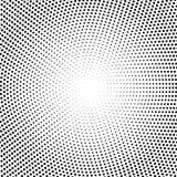 向量中间影调小点 黑色加点白色 皇族释放例证