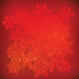 向量圣诞节背景 库存图片