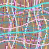 向量抽象背景 库存例证