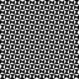 向量无缝的几何模式 例证纹理三角向量 黑白背景 单色设计 向量例证