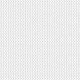 向量无缝的几何模式 抽象线路纹理 黑白背景 单色设计 皇族释放例证