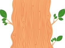 向量木头 图库摄影