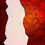 向量背景 抽象背景 几何模式 库存图片