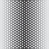 向量背景 抽象黑,灰色和白色多角形样式 图库摄影