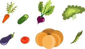 向量蔬菜 免版税图库摄影