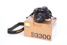 吕伐登,荷兰, 2018年5月18日, -尼康D3300照相机w 免版税图库摄影