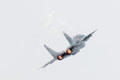 吕伐登,荷兰- 2016年6月10日:斯洛伐克空军队Mi 库存图片
