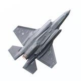 吕伐登,荷兰- 2016年6月10日:F-35闪电II f 免版税库存图片