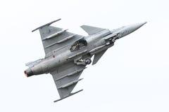 吕伐登, NETHERLANDS-JUNE 10 :现代作战喷气式歼击机 库存照片