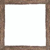 吠声框架木正方形的纹理 库存照片