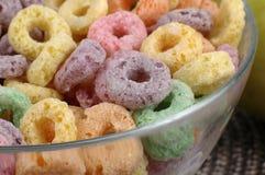 含糖的谷物 图库摄影