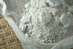 含麦芽的米 免版税库存照片