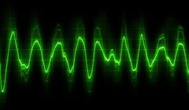 听到光 向量例证
