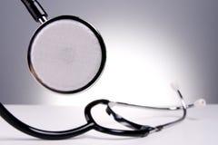 听诊器 免版税库存图片