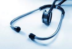 听诊器 免版税图库摄影