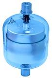 吸尘冷凝器在更高的电压 免版税库存图片