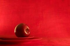 吸引力红色 免版税库存照片