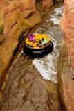 水吸引力 免版税图库摄影