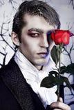 吸血鬼 库存图片