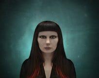 吸血鬼 免版税库存照片