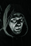 吸血鬼 免版税图库摄影