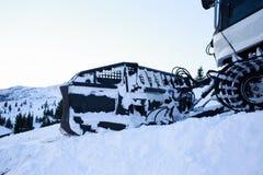 吹雪机机器 库存图片