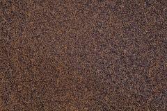 呈杂色的棕色背景 库存图片