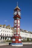 周年纪念时钟, Weymouth 库存图片