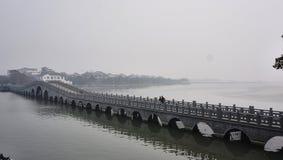 周庄水镇 免版税图库摄影