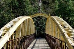 周年纪念桥梁 库存图片
