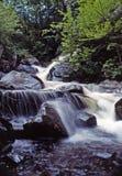 呼吸本质scenicwaterfall采取 免版税库存照片