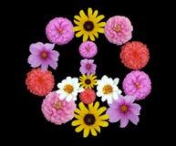 和平与爱情 免版税库存照片
