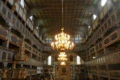 和平亚沃尔教会  免版税库存图片