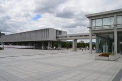 和平博物馆广岛日本2016年 免版税库存照片