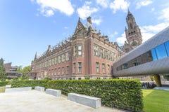 和平宫殿图书馆 库存照片