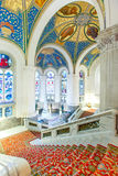 和平宫殿的台阶 免版税图库摄影