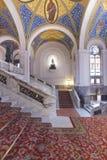 和平宫殿的天花板 免版税库存照片