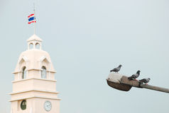 和平泰国 免版税图库摄影