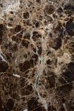 黑和棕色大理石纹理背景 库存照片
